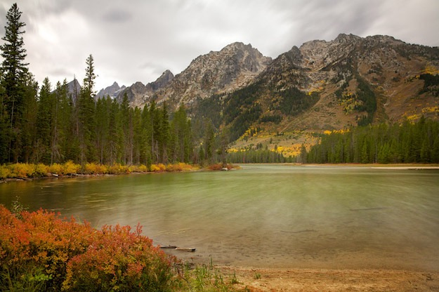 Leigh Lake | Explore the Wild, Wild West in Wyoming