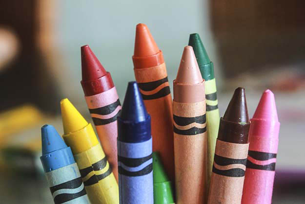 How to Make a Crayon Candle   29 YouTube Survival Skills Videos That You Can Learn At Home