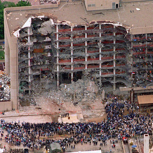 Deadliest Disasters in American History Oklahoma City Bombing