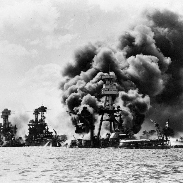 Deadliest Disasters in American History Pearl Harbor