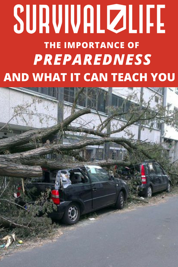 Check out The Importance of Preparedness and What it Can Teach You at https://survivallife.com/importance-of-preparedness/