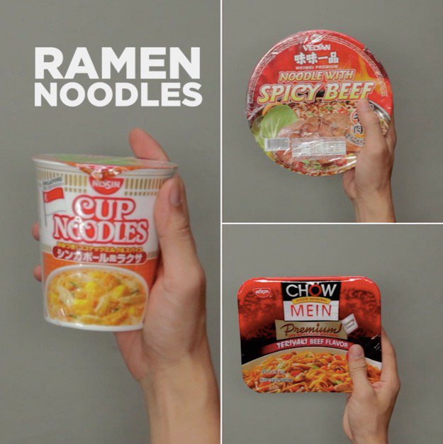 Survival Foods That Are Great During Short Term Disasters Ramen Noodles