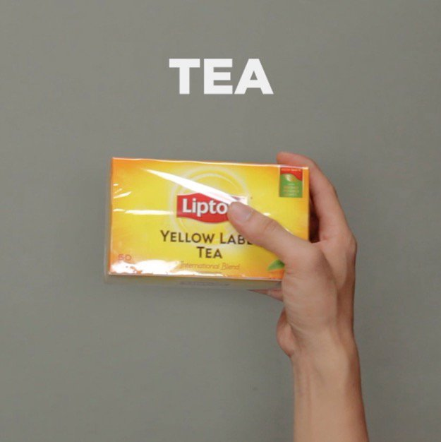 Survival Foods That Are Great During Short Term Disasters Tea