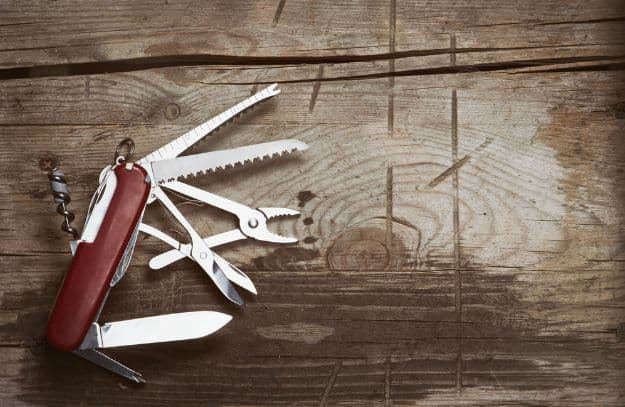 Multitool | 12 Essential Items for Your Bug Out Bag List