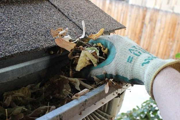 Clean your Gutters | Time of Tempest |17 Trouble-Free Ways To Have A Storm-Proof House