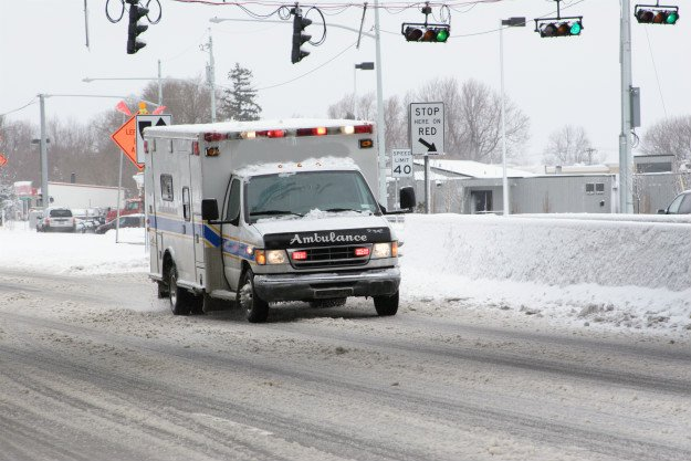 ambulance-in-the-snow Surviving Hypothermia: What to do Until Medical Help Arrives
