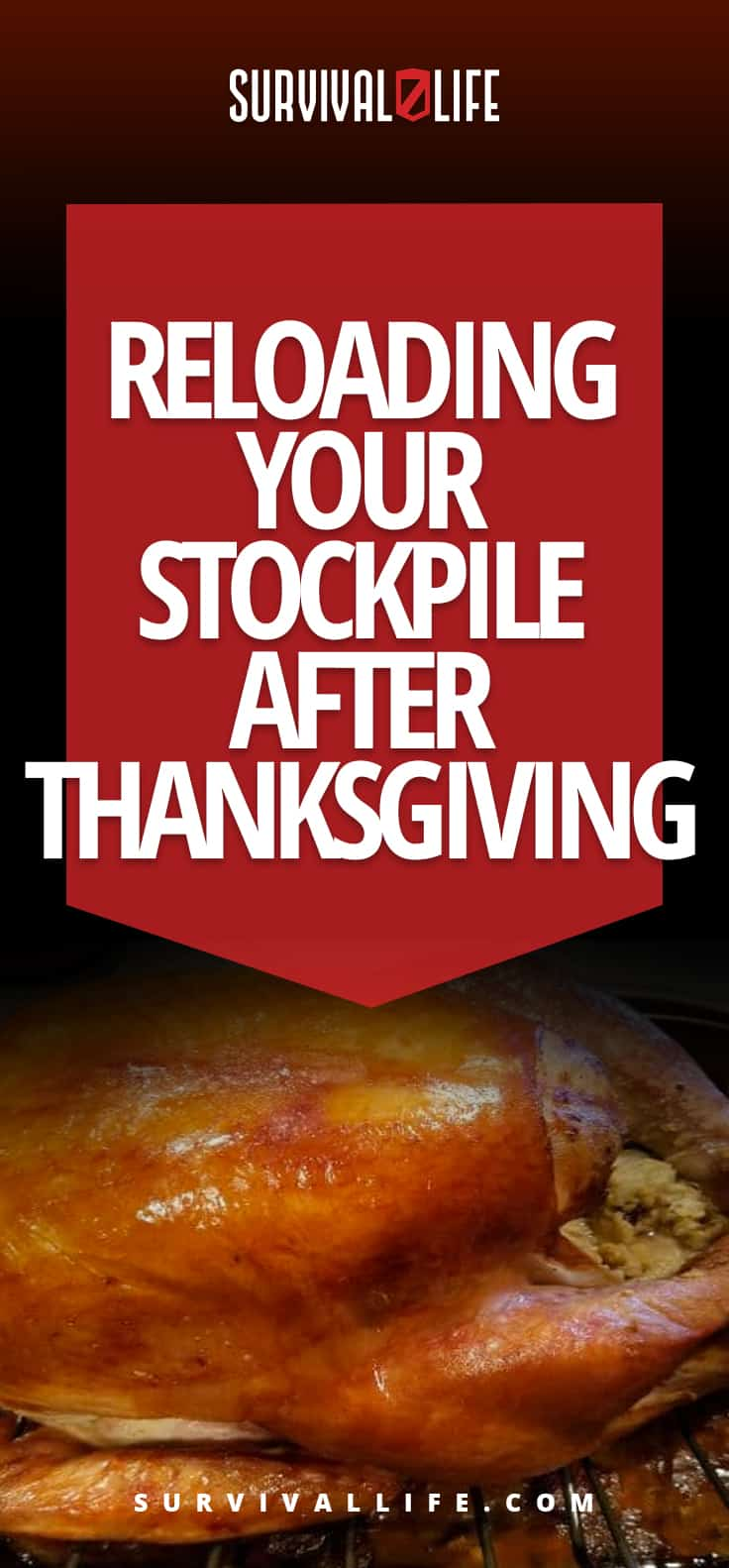 Reloading Your Stockpile After Thanksgiving