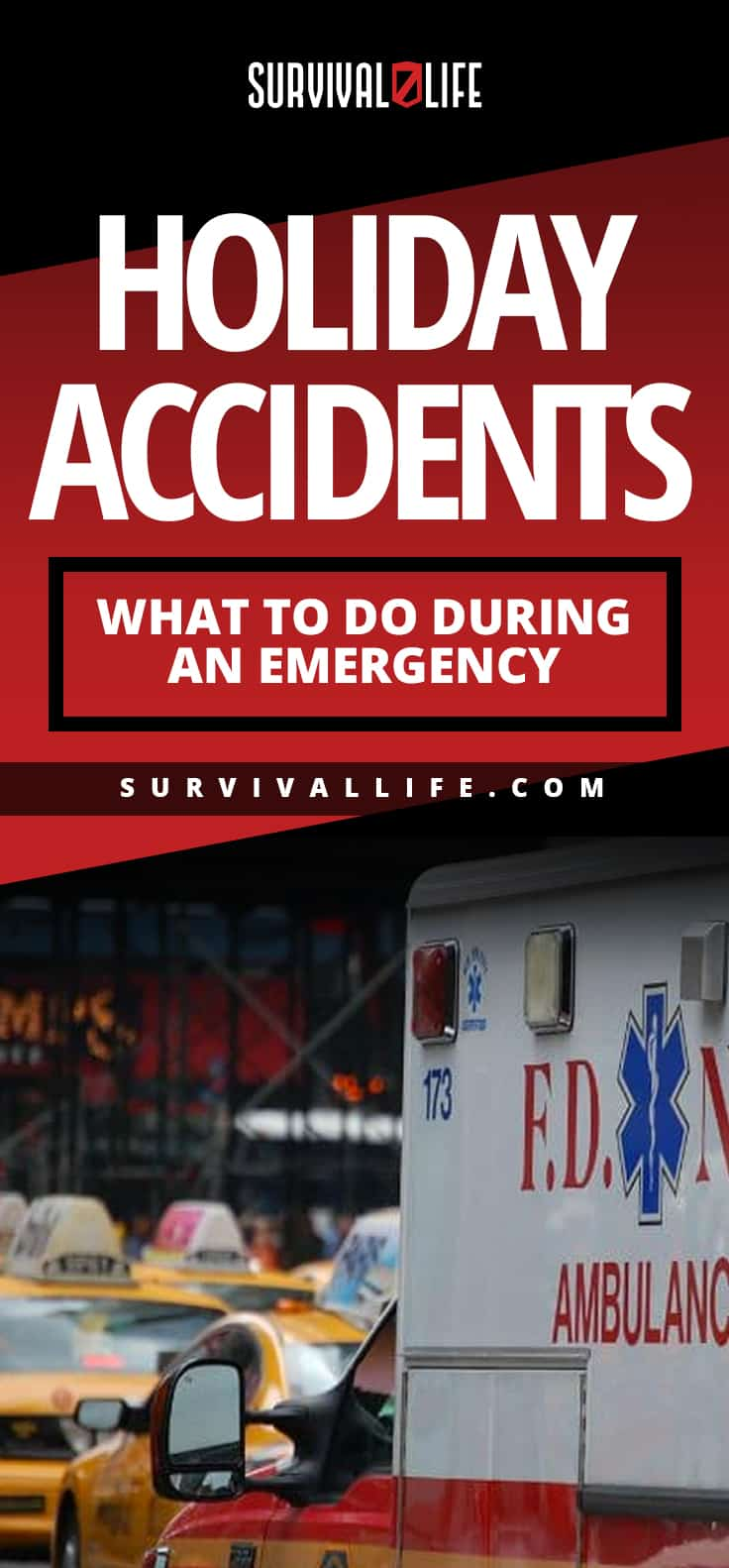 Holiday Accidents: What To Do During An Emergency