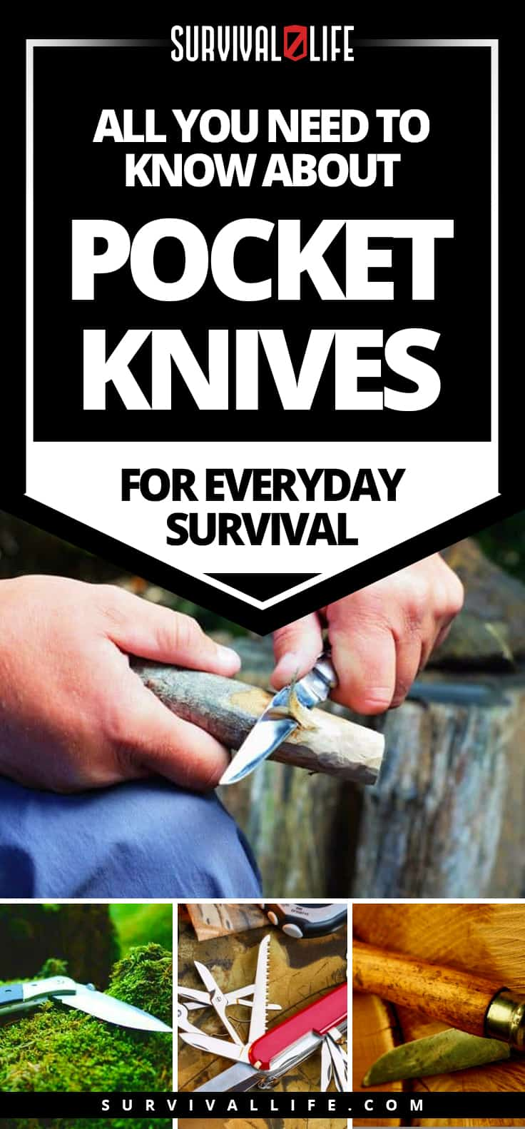 All You Need to Know About Pocket Knives For Everyday Survival