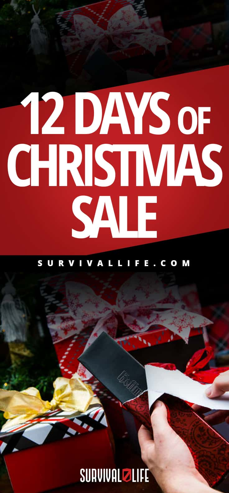 [Exclusive] Survival Life: 12 Days Of Christmas Sale