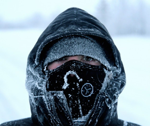 Wear Protective Covering | Survival Tips : How to Prevent Hypothermia For Safe Trip