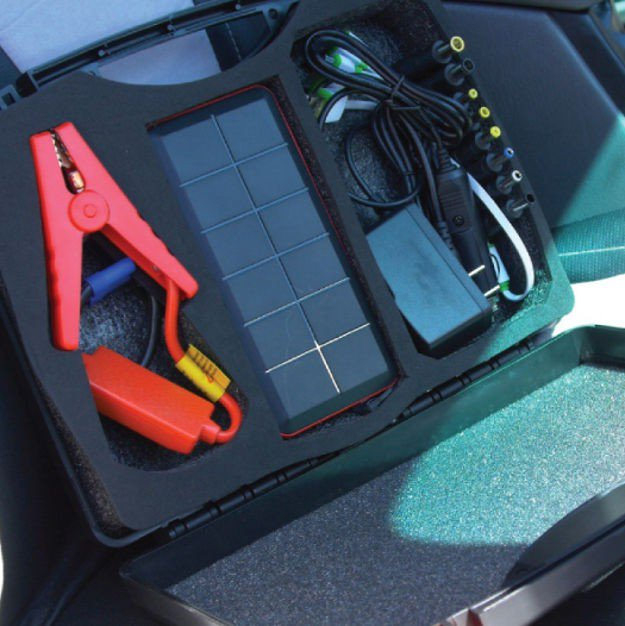 Solar- Mighty Volt Jump Starter | A Black Friday Wishlist For The Best Survival Gear