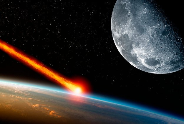 Killer Asteroid   Doomsday Countdown: 10 Cataclysmic Events That Humanity Cannot Survive