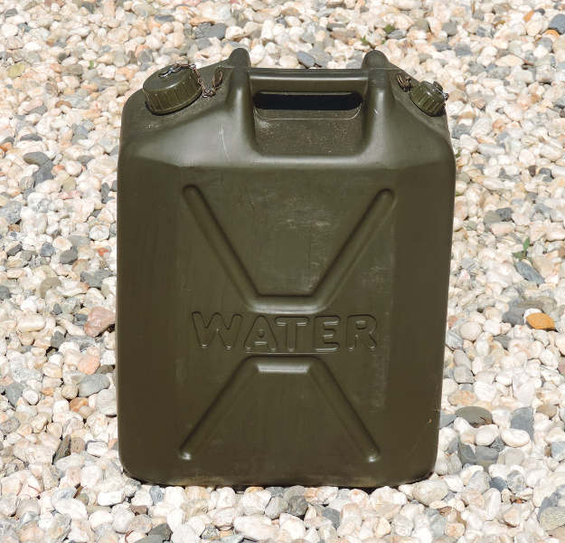 Identify Your Containers | 5 Emergency Water Storage Tips For Preppers Like You