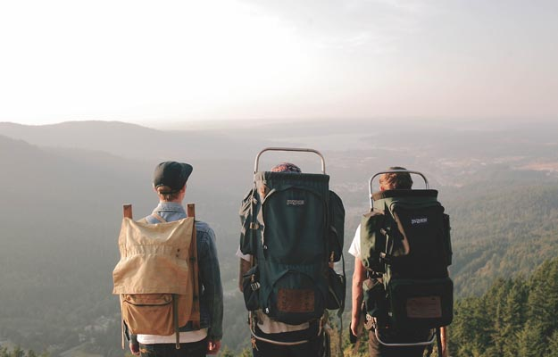 Pack Light | Outdoor Warrior's Guidelines To Extreme Hiking: A Must-Read For All Hikers