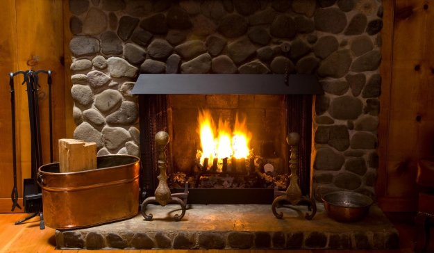 Stay Warm With Wood Stoves and Fireplaces   How To Stay Warm In Winter   How to Heat Your Home