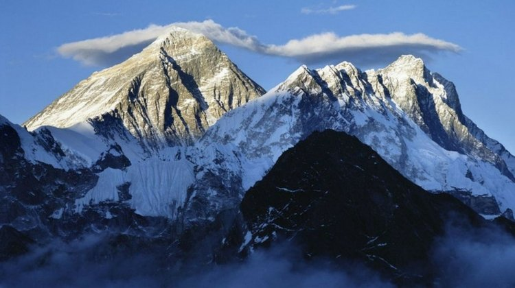The peak | How Much Does It Cost To Climb Everest, The Highest Mountain In The World?
