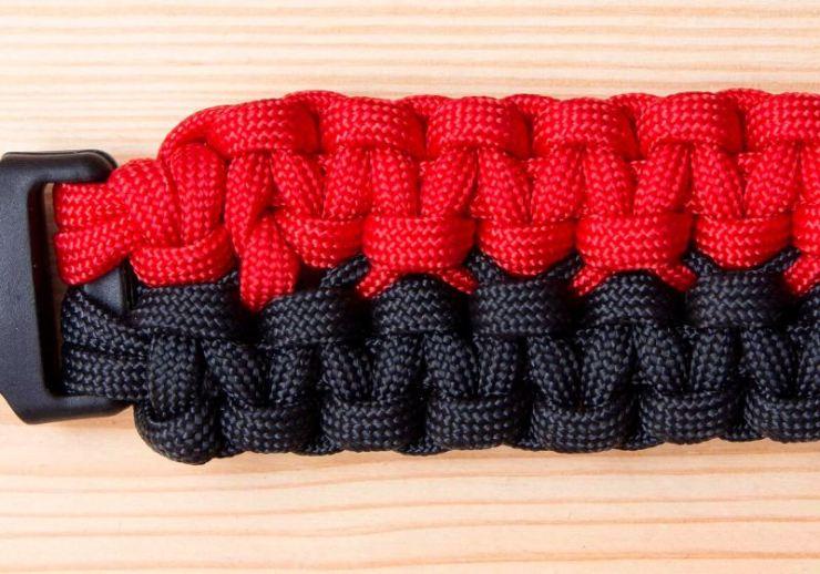 bracelet collar paracord | paracord bracelet patterns