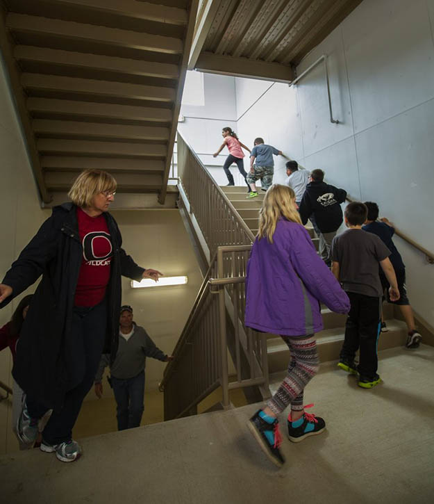 Avoid Using The Stairs | Earthquake Survival Tips That Could Save Your Life