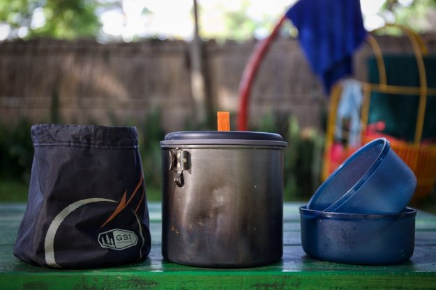 Tip #5: Keep metal items in cloth containers | How To Pack A Backpack For A 7-Day Hunting Trip