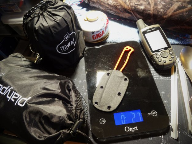 Tip #1: Weigh things out | How To Pack A Backpack For A 7-Day Hunting Trip