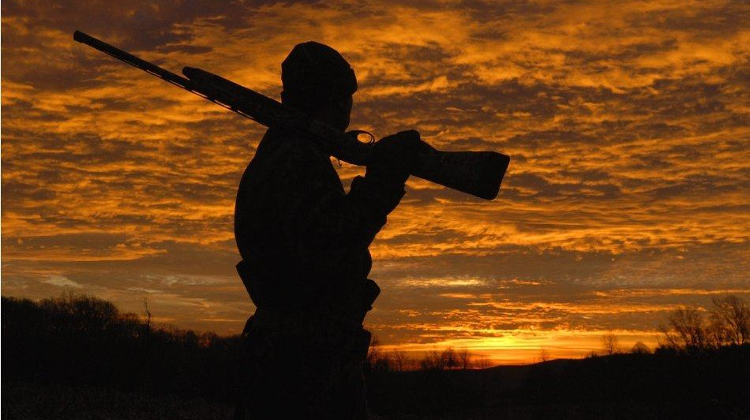 The sunset after a successful hunt | The Top 5 Hunting Guns You'll Ever Need For A Wilderness Walk-out