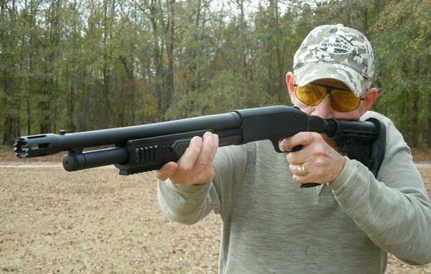Mossberg 500 | The Top 5 Hunting Guns You'll Ever Need For A Wilderness Walk-out