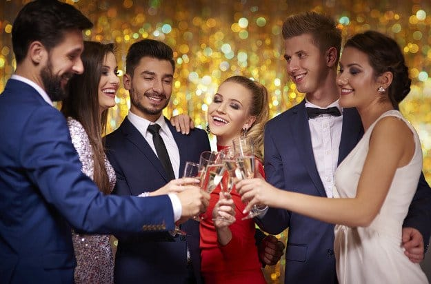 Drink Responsibly | Survival Guide | Tips For A Safe New Year's Eve Celebration