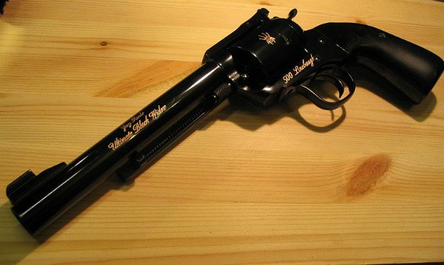 black revolver Revolvers for Survival | The Best Guns That Stood The Test Of Time