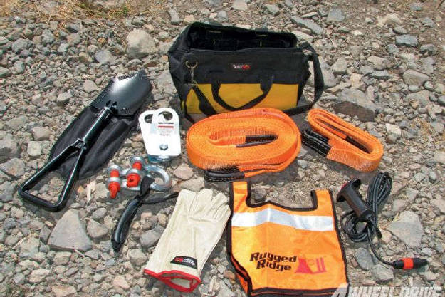 Recovery Kit   Items You Need To Include In Your Emergency Car Survival Kit