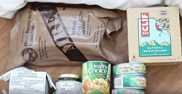 Food | Do You Have A Home Disaster Survival Kit? Here's How To Make One