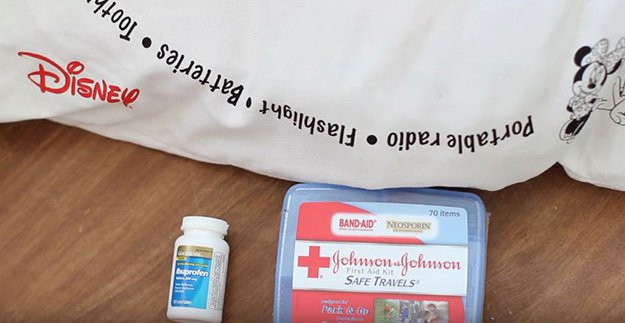 First Aid | Do You Have A Home Disaster Survival Kit? Here's How To Make One