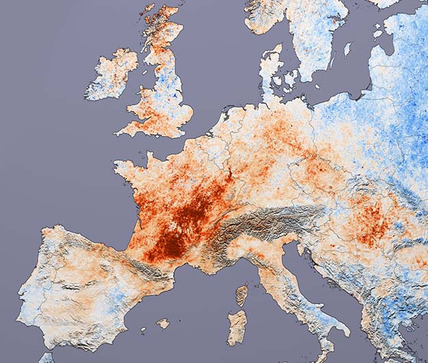 2003 European Heat Wave | Natural Disasters Across The Globe You Need To Know About