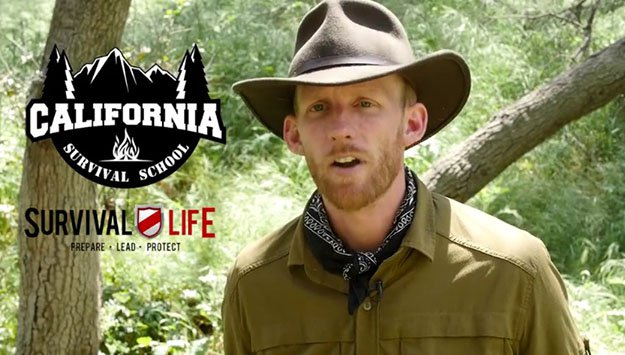 Survival Shelter Tutorial from the California Survival School | Ultimate List Of Survival Hacks And Skills