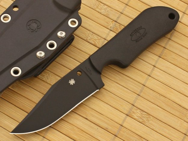 Spyderco Fred Perrin Street Bowie | A Knife To A Gun Fight? Win With The Best Tactical Knives
