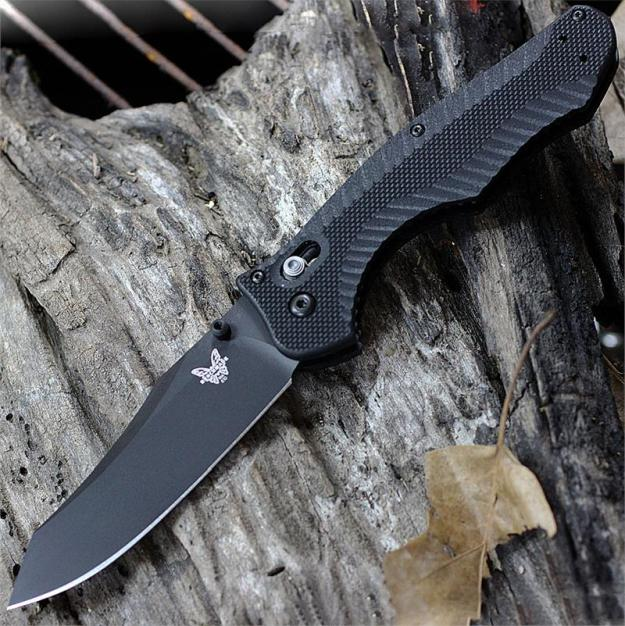 Benchmade Contego | A Knife To A Gun Fight? Win With The Best Tactical Knives
