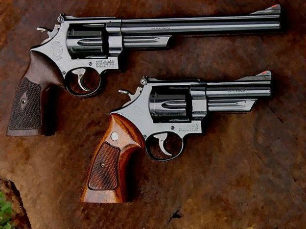 two revolvers Revolvers for Survival | The Best Guns That Stood The Test Of Time