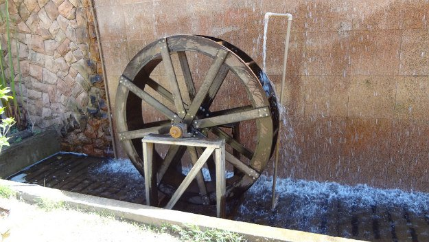 waterwheel | Hydroelectric Survival – Harnessing Earth's Most Powerful Fluid