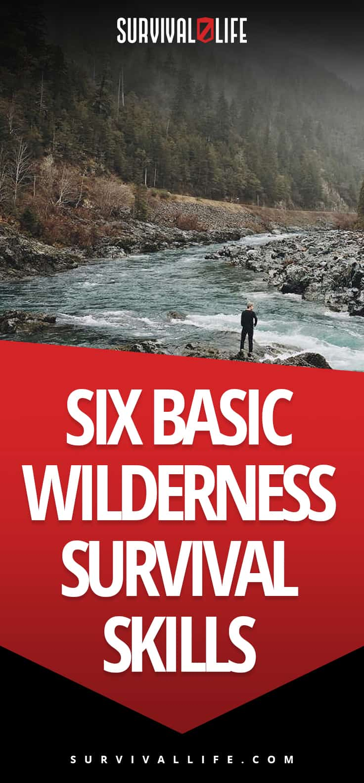 Six Basic Wilderness Survival Skills