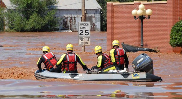 Surviving a Flood | Disaster Survival Skills: Getting Ready for the Worst