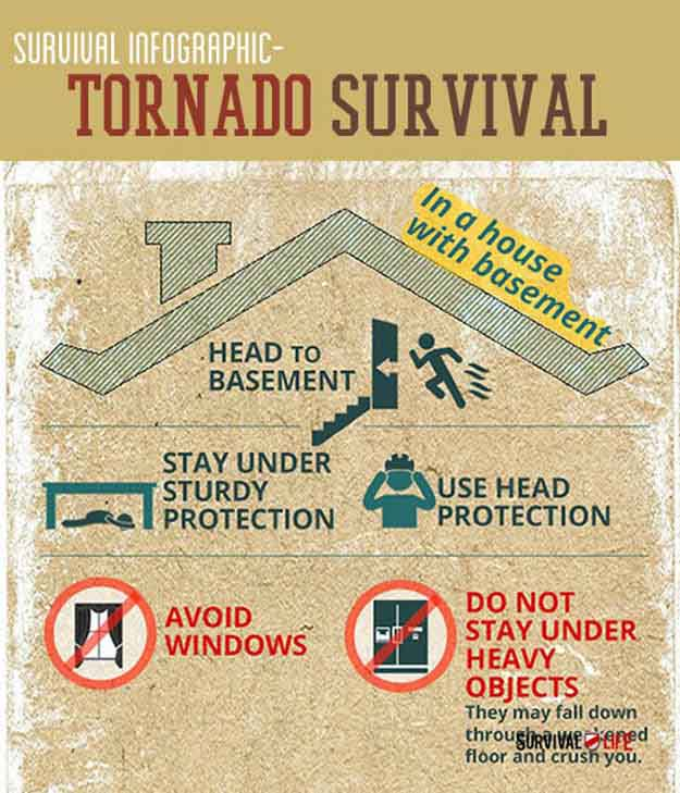 Staying Grounded with the Facts | Disaster Survival Skills: Getting Ready for the Worst