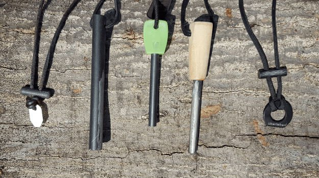 Do You Have A Ferro Rod In Your Survival Kit? You Should!