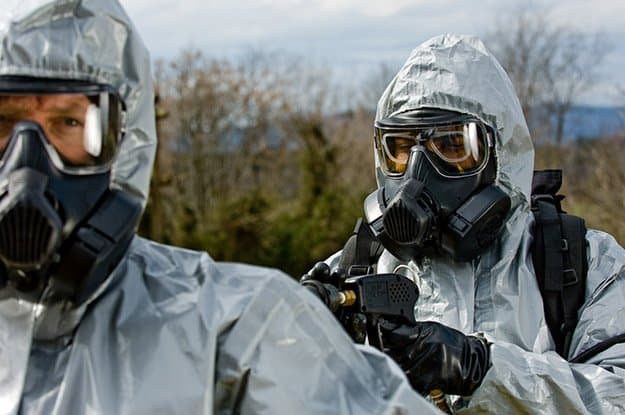 Coordinate With Local Emergency Response Units | 12 Biological Weapons Survival Tips