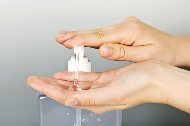 Practice Good Handwashing Procedures | 12 Biological Weapons Survival Tips