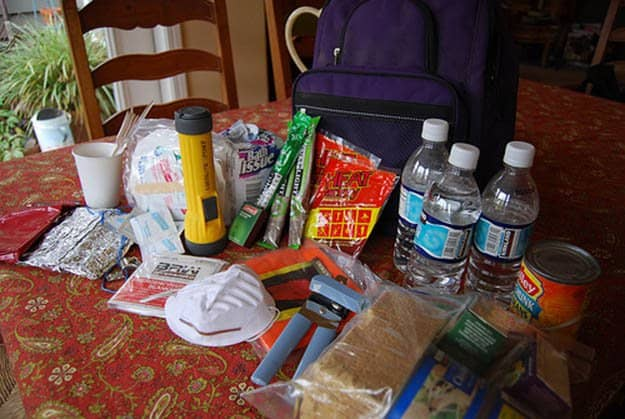 Have A 72-Hour Survival Kit Within Reach | Building Collapse Survival Tips | Survival Life