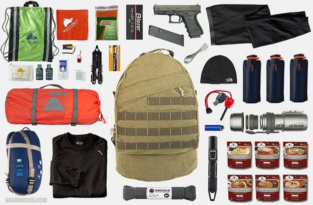 Make Your Own Bug-Out Bag   7 Military Disaster Survival Tips   Survival Life