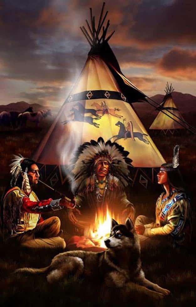 Shared Knowledge   7 Native American Survival Skills