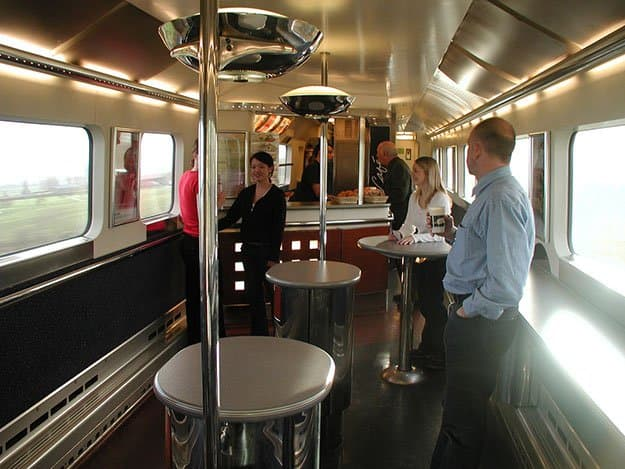 Avoid Hanging Around The Café Car | 7 Rail Accidents Survival Tips
