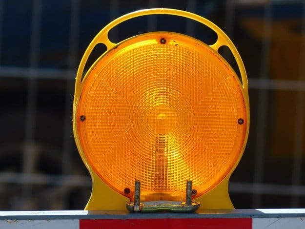 Warning Light | Roadside Emergency Kit You Need In Your Vehicle