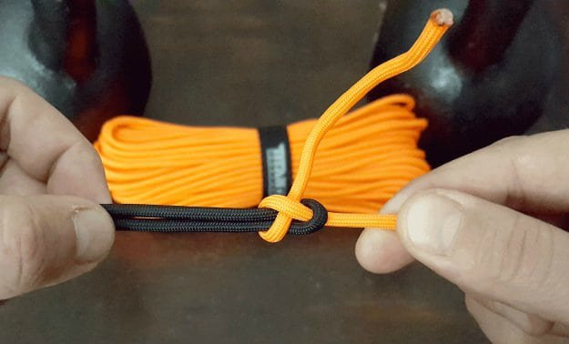 Sheet bend knot | Knots Every Eagle Scout Knows